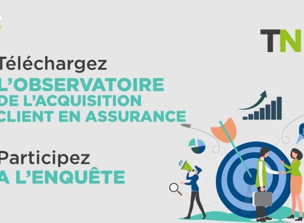 Observatoire performance commerciale assurance | Enquête et étude 2020