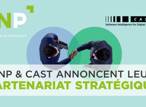 TNP et CAST annoncent un partenariat stratégique