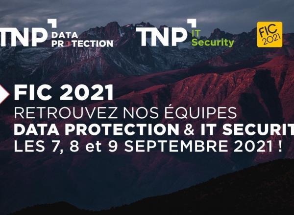 TNP participe au FIC 2021 !